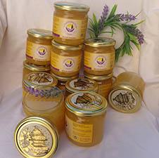 Lavendelhonig