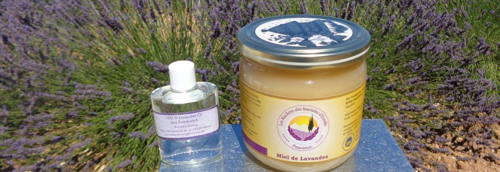 Warum Lavendelhonig so kostbar ist